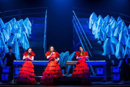 "Deutsche Oper Berlin: ""Carmen"""