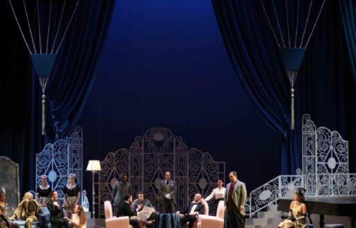"Catania, Teatro Massimo Bellini: ""La Rondine"""