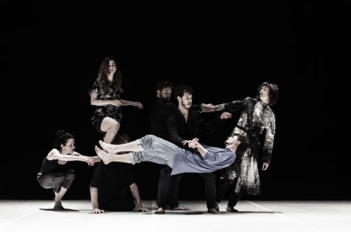"""All Ways"" di Sharon Fridman al Teatro Canal di Madrid"