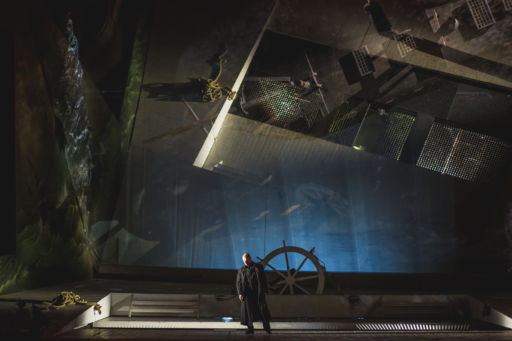 """Der fliegende holländer"" al Teatro Petruzzelli di Bari"