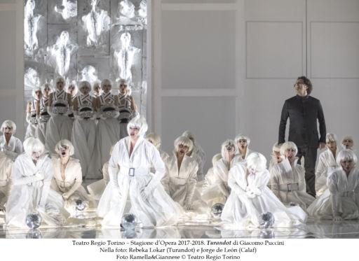 """Torino, Teatro Regio: """"Turandot"""""""