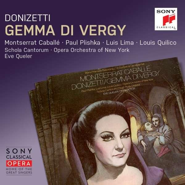 """Gaetano Donizetti (1797-1848): """"Gemma di Vergy"""" (1834) e """"Lucia di Lammermoor"""" (1835)"""