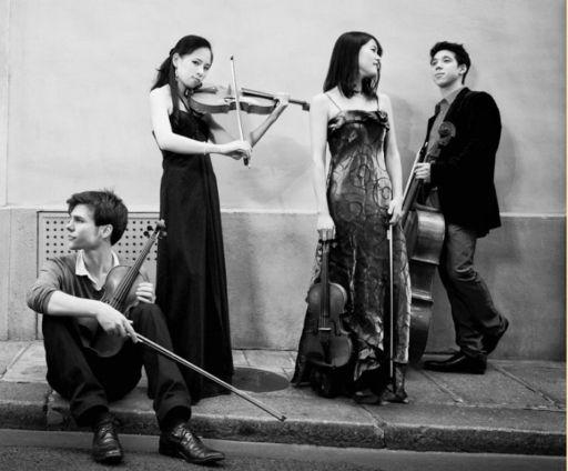 """Venezia, Palazzetto Bru Zane: """"Testamenti musicali"""" con  il Quartetto Hermès"""