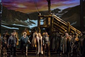 "Modena, Teatro Comunale: ""La fanciulla del west"""