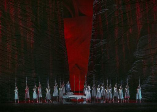 """New York, Metropolitan Opera: """"Parsifal"""""""