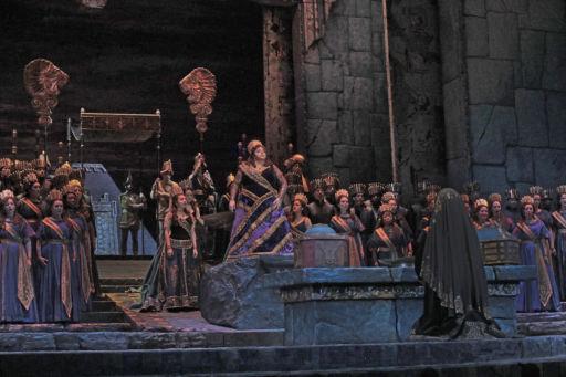 "New York, Metropolitan Opera: ""Semiramide"""