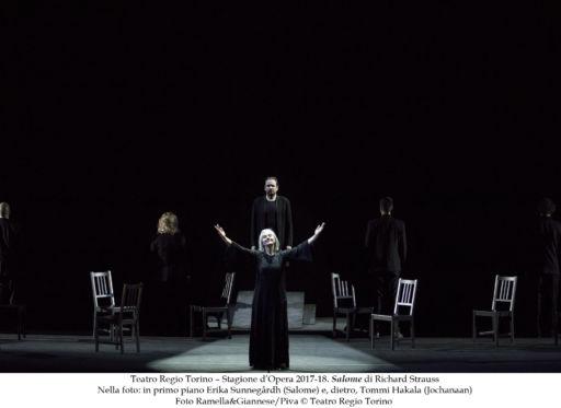 "Torino, Teatro Regio: ""Salome"""