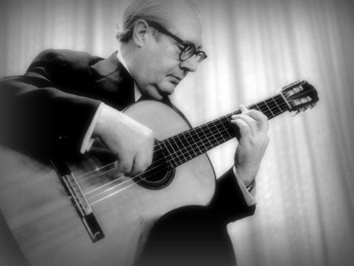 Andrés Segovia  (1893 – 1987): a 125 anni dalla nascita