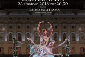"Accademia Vaganova ""Gala Concert"" al Teatro Politeama di Napoli"