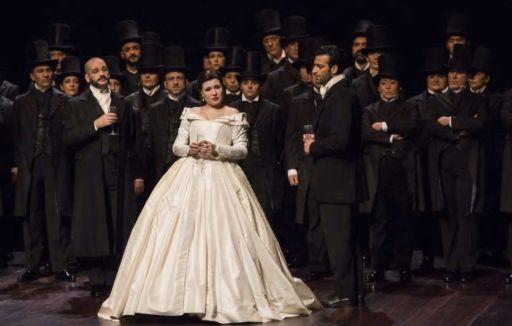"Paris, Opéra Bastille: ""la Traviata"""