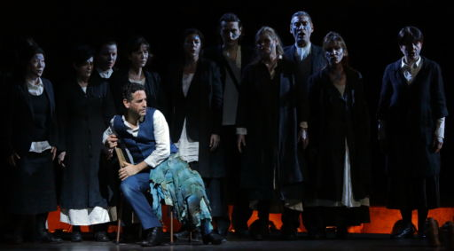 """Milano, Teatro alla Scala:""""Orphée et Euridice"""""""
