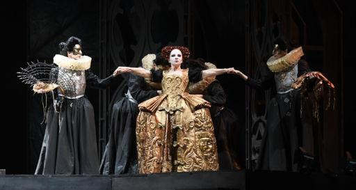 "Parma, Teatro Regio: ""Roberto Devereux"""