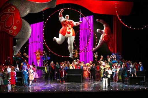 """Genova, Teatro Carlo Felice: """"La rondine"""""""