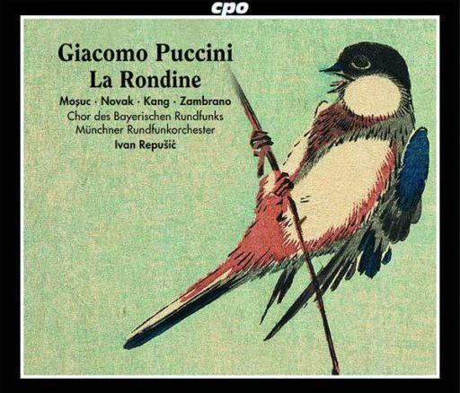 "Giacomo Puccini (1858 – 1924): ""La rondine"" (1916)"