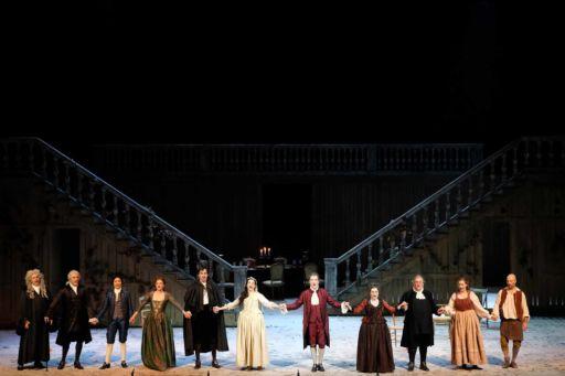 """""""Le nozze di Figaro"""" al Teatro Filarmonico di Verona"""