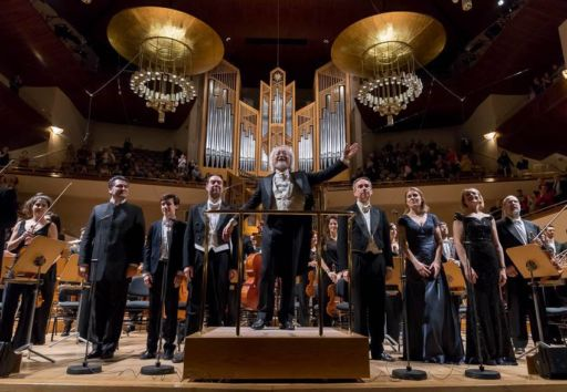 """Elias"" di Mendelssohn all'Auditorio Nacional di Madrid"