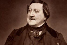 """Inaugurazione a Napoli della mostra """"Rossini, furore napoletano"""" nel 150° dalla morte"""