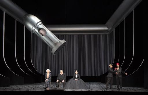 "Staatsoper Berlin: ""Salome"""