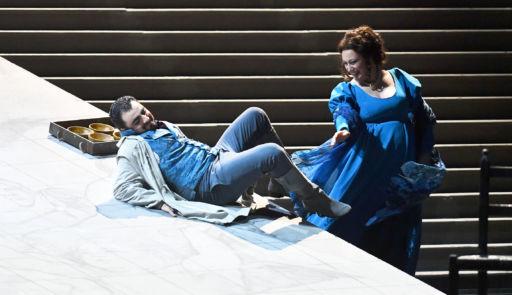 """Parma, Teatro Regio: """"Tosca"""""""