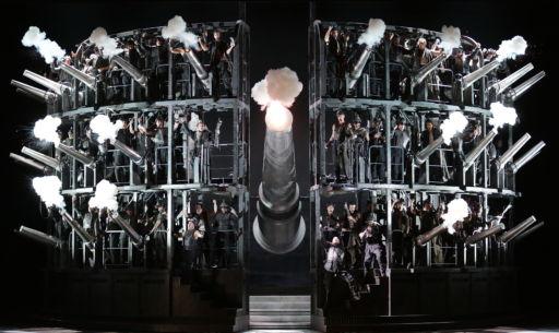 """Milano, Teatro alla Scala: """"Francesca da Rimini"""""""
