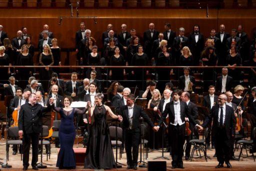 """Lo """"Stabat Mater"""" di Rossini all'Accademia di Santa Cecilia"""