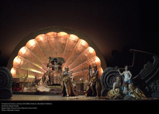 "Venezia, Teatro Malibran: ""Orlando furioso"""