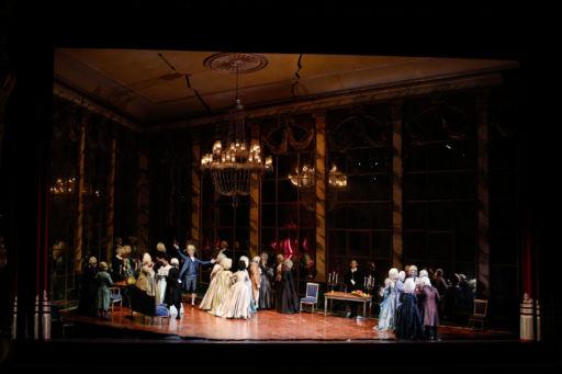 """Bari, Teatro Petruzzelli: """"Andrea Chénier"""""""