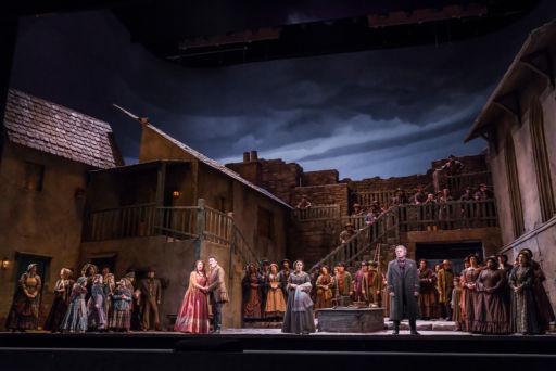 "New York, Metropolitan Opera: ""Luisa Miller"""