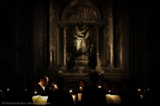 """Venezia, Scuola Grande di San Giovanni Evangelista: """"Gounod gotico"""""""