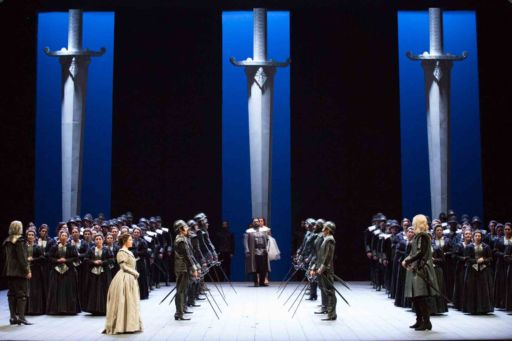 "Palermo, Teatro Massimo: ""I Puritani"""