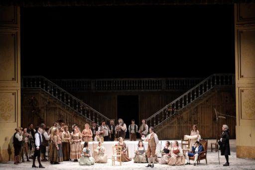 "Verona, Teatro Filarmonico: ""Le nozze di Figaro"""