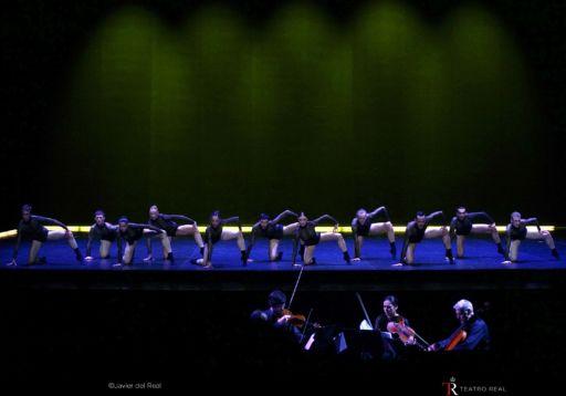 Dresden Frankfurt Dance Company al Teatro Real di Madrid