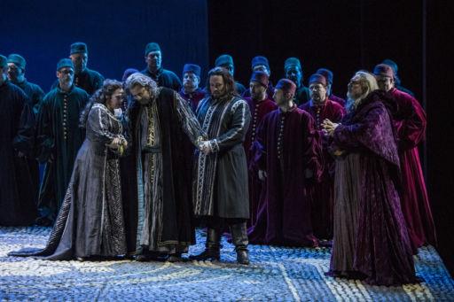"""Bologna, Teatro Comunale: """"Simon Boccanegra"""""""