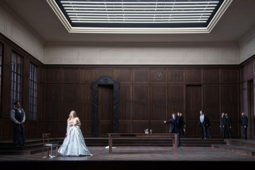 """Deutsche Oper Berlin: """"Das wunder der Heliane"""""""