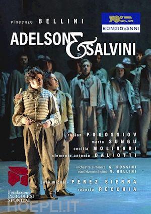 """Vincenzo Bellini: """"Adelson e Salvini"""" (Versione del 1825)"""