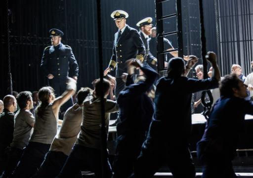 """""""Billy Budd"""" di Britten all'Opera di Roma"""