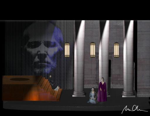 """""""Salome"""" al teatro Filarmonico di Verona conclude la stagione lirica di Fondazione Arena"""