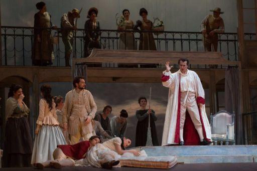 """Palermo, Teatro Massimo: """"Le nozze di Figaro"""""""