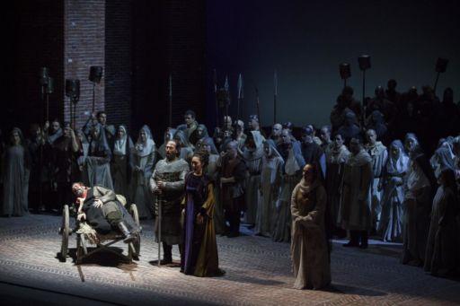 """Firenze, Teatro del Maggio Musicale Fiorentino: """"La battaglia di Legnano"""""""