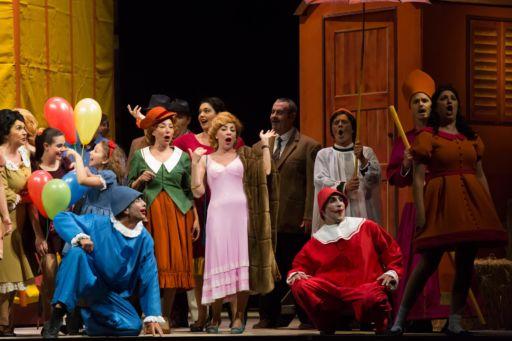"Palermo, Teatro Massimo: ""L'elisir d'amore"""
