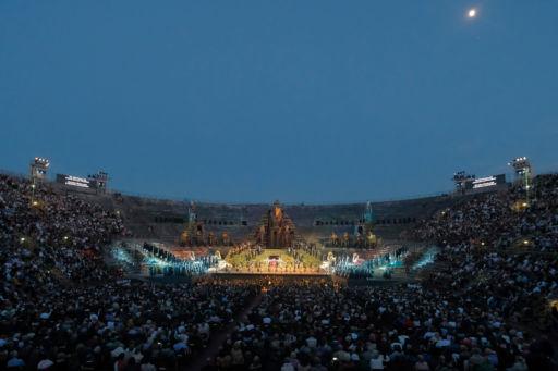 "Arena di Verona Opera Festival 2018: ""Aida"""