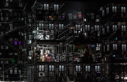 """""""La Bohème"""" al Teatro dell'Opera di Roma"""