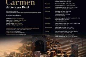"""""""Carmen"""" inaugura il 96° Opera Festival 2018 all'Arena di Verona – Dal 22 giugno al 31 agosto 2018"""