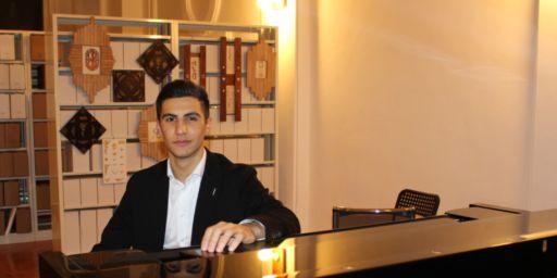 Le promesse della musica italiana. Il pianoforte di Alessandro Schiano Moriello
