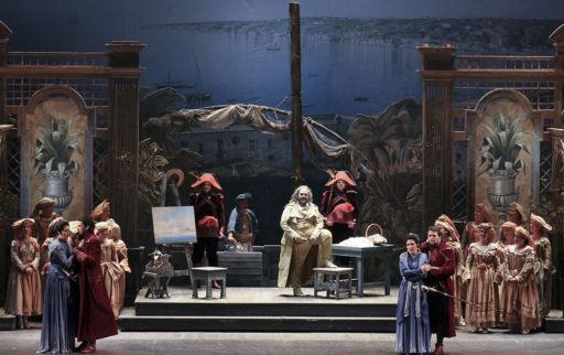 """Torino, Teatro Regio: """"Così fan tutte"""""""