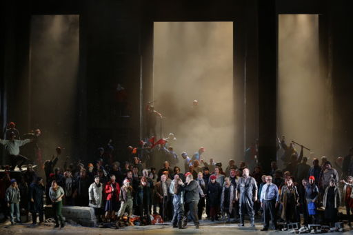 """Milano, Teatro alla Scala: """"Fidelio"""""""