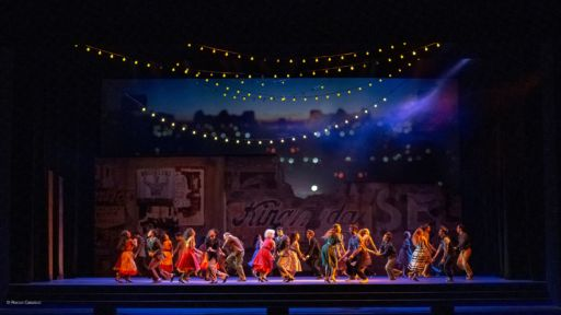 "Bologna, Teatro Comunale: ""West Side Story"""