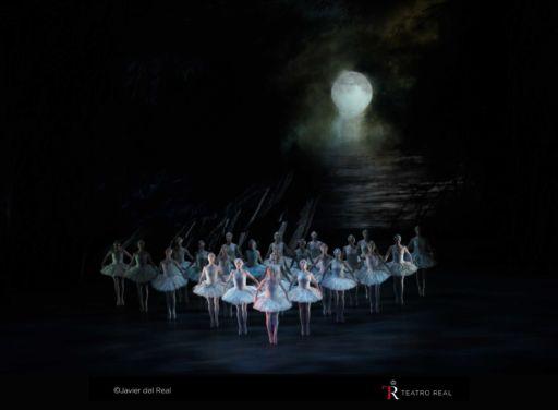 """Madrid, Teatro Real: """"Il lago dei cigni"""" del Royal Ballet di Londra"""