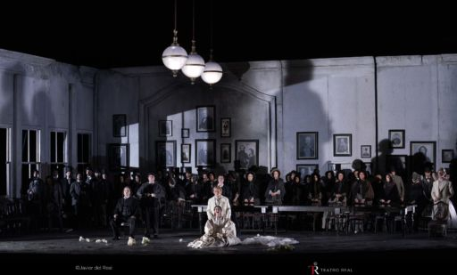 """Lucia di Lammermoor"" al Teatro Real di Madrid"