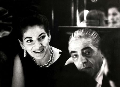 """""""Una serata a casa della Callas"""""""